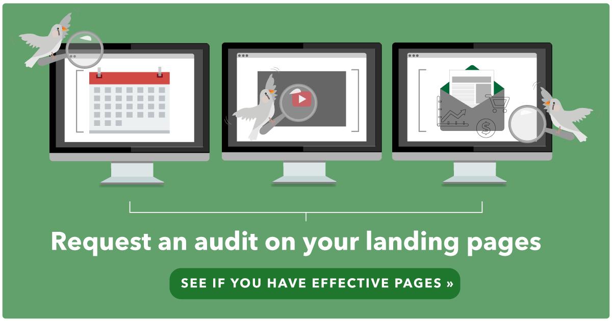 Landing Page Audit